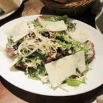 22 - 豚タンコンフィのサラダ(2012/10/19)