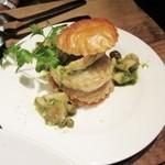 22 - エスカルゴと茸のパイ包み(2012/10/19)