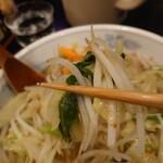 永楽 - 野菜たっぷり
