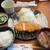 とんかつひなた - 料理写真:ロースかつ定食