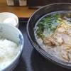 だし道楽 - 料理写真:かすらーめん(630円)玉子かけごはん(190円)