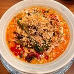 中国料理 仙ノ孫 - 冷やし豆乳坦々麺