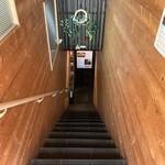 154098231 - 地下への階段