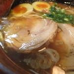 麺場 七人の侍 - チャーシューアップ