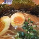 麺場 七人の侍 - 味玉