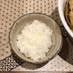 匠人 いとう - 土鍋炊きご飯(250円→無料)