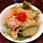 Eberesutoserufukicchin - サラダ