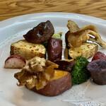 野菜ビストロ レギューム - 温野菜