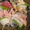 食事処やはぎ - 料理写真:刺し盛り