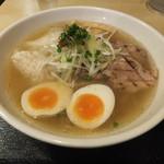 麺屋 ふぅふぅ亭 - ふぅふぅ亭スペシャル(塩)980円