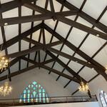 154111078 - 天井のモザイク