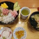 暖家 - 春の海鮮丼