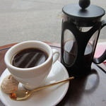 ナガハマコーヒー - ボリビアコーヒーの、ダミアン ウアンカ