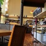 サザコーヒー - (2021/6月)店内