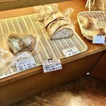 パンの店 ポルカ - 店内③