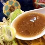 154137871 - めんばりのスープ