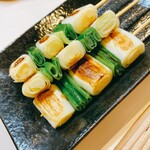 焼鳥 はるき - 料理写真:
