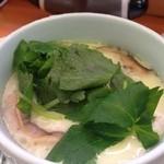 魚べい 南砂店 - 海鮮茶碗蒸し