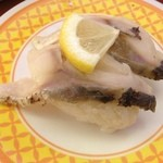 魚べい 南砂店 - 炙りシメサバ