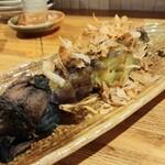 北海道さかな一途 直営魚問屋 - 焼き長茄子 638円