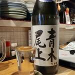 北海道さかな一途 直営魚問屋 - 東鶴 純米吟醸 彗星