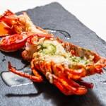 レストラン ラ・フォンテーヌ - 2021年夏のメニュー例