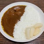 赤沼商店 - 料理写真:弁慶黒カレー