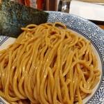 道玄坂 マンモス - 濃厚味玉肉入つけ麺大盛