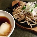 村さ来 - 豚トロおろしポン酢