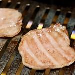 肉のひぐち直営焼肉 安福 - 松阪牛タン塩