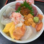 長谷川食堂 - どんぶりアップ