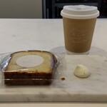 ヒロミ&コ スイーツ&コーヒー - パウンドケーキ、ハウスコーヒー