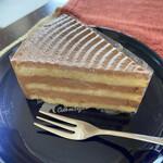 ボンボン - チョコレートケーキ