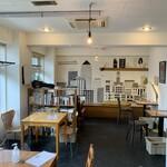 カフェ&バー ドローイング - 内観写真:
