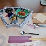 お宿 浜田館 - (夕食)前菜