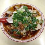 中華そば 麺屋7.5Hz - 料理写真:チャーシュー麺・大(880円)
