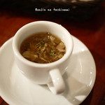 御転婆御飯 TOMBOY  - スープ