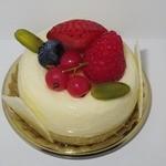 15418171 - ・「ショコラブラン(\450)」