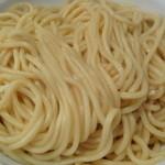 麺屋大斗 - 濃厚トマトつけ麺 あつもりトマトの麺