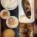 お肴や - 料理写真:おすすめ定食 910円