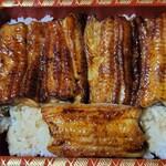 女郎鰻 割烹 福助 - 料理写真:仙元重(4435円) うな重