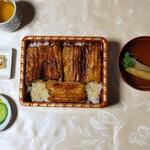 女郎鰻 割烹 福助 - 仙元重(4435円)
