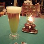 田沢湖ローズパークホテル - ビール