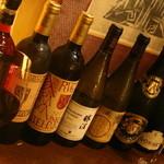 フクサコ - 和食と相性抜群のワインたち。