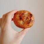 小麦と酵母 満 - 料理写真:梅餡クリームチーズ
