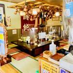 Kosaku - ◎店内は1階と2階に席があり、1階にはテーブル席と座敷席がある。