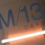 M/13 CAFE - 外観