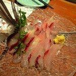 はっとり - 飛び魚の刺身