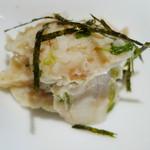 宇治創 こころ - 選べる贅沢ランチ(里芋のウメェサラダ、2012年10月)