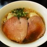 15420336 - 贅沢焼牛らぁ麺 1,000円